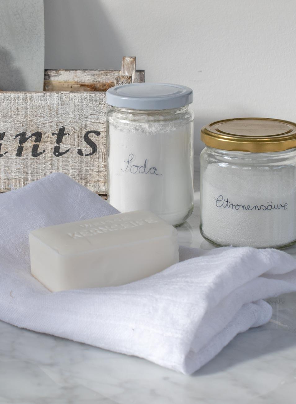 Schlafbereich mit simplen DIY Mitteln reinigen